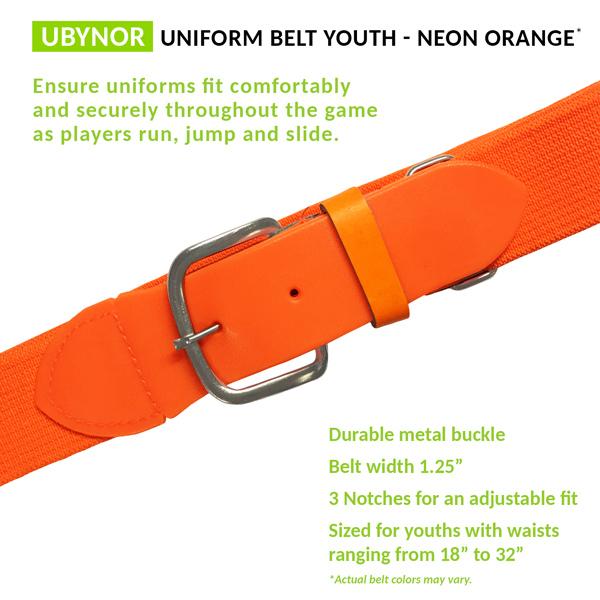 Champion Adjustable Youth Baseball /& Softball Belts